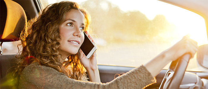 Tips for managing distracted driving