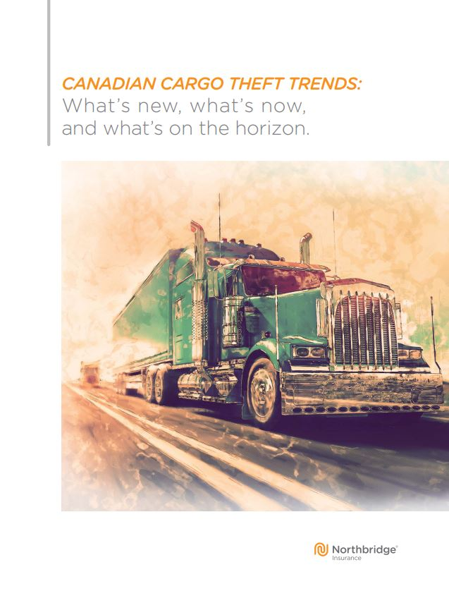 cargo theft white paper title page