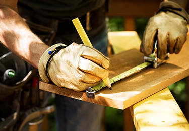 Trade wood working